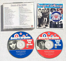 Sounds of the sixties British Beat (time life) RARE CD TL SCC/26  Holland B.V