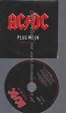 CD--AC/DC -- PLUG ME IN--PORMO--