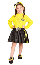 The Wiggles Emma Dress Up 2 Pcs Costume Small 3-5 years FREE POST