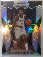 2019-20 Panini Prizm Draft Picks No.30 KEVIN PORTER JR. Silver (RC) Rookie Card
