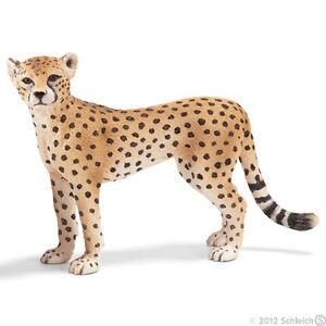 *NEW* SCHLEICH 14614 African Cheetah Female - Wild Life - RETIRED