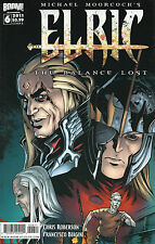 Elric The Balance Lost #6 (NM) `11 Robertson/ Biagini (Cover B)