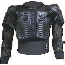 Adult Wulfsport Body Armour Full Deflector MX Enduro Motorcross Small to XXL XL