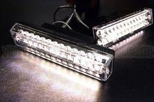 DAYTIME RUNNING DRL HI POWER 26 LED FOG LAMPS 5.7W LIGHTS HOLDEN GMC