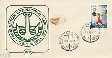 Spain Salón Nautico Int. Barcelona 1973