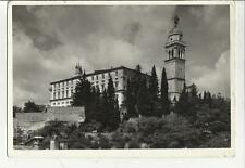 Postcard of Udine Castle 1950 there are dozens of signatures