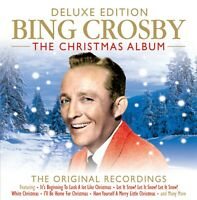 Bing The Christmas Album DELUXE EDITION 28 Original Recordings 15/11/2019