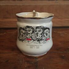 Vintage 1868-1968 Iowa Training School For Boys Eldora Iowa Shaving Mug