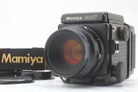 [MINT] Mamiya RZ67 Pro + Sekor Z 110mm f/2.8 W Lens +120 Film Back from JAPAN