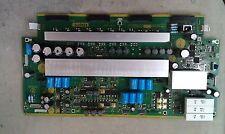 "8Z55 CIRCUIT BOARD FROM PANASONIC PLASMA TV TH-50PX50U, 14-1/2""  X 8"" X 1-1/2"""