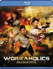 Workaholics: Season Five - 2 DISC SET (2015, REGION A Blu-ray New)