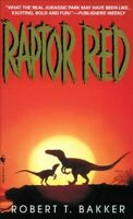 Raptor Red, Paperback by Bakker, Robert T., Like New Used, Free P&P in the UK