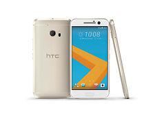 "HTC 10/M10 Topas Gold Fabrik Entsperrt 4G LTE 5.2 "" 4GB RAM 32GB Smartphone"