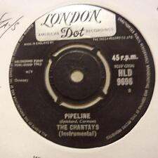 "The Chantays(7"" Vinyl 1st Issue)Pipeline / Move It-London-HLD 9696-UK-Ex/Ex-"