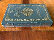 Easton Press J.R.R. TOLKIEN'S THE PEOPLES OF MIDDLE EARTH SEALED