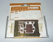 Haberl & Partner 1035 Ätz-Bausatz Brühtrog Rübenschäler, H0, NEU&OVP