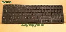 Genuine New HP 15-g275nr 15-f211wm 15-f272wm Laptop Keyboard US Black With frame