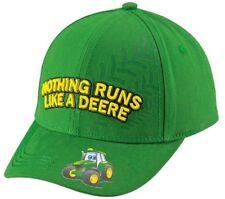John Deere - Children Cap 'Nothing Runs Like A Deere'