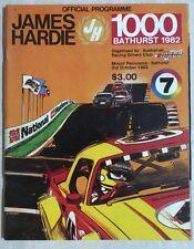Bathurst 1000 1982 Programme Peter Brock Winner