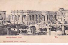 NOTO: Palazzo Comunale Ducesio