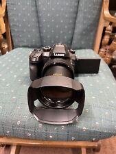 Panasonic LUMIX FZ2500 Digital Camera With Rode Mic
