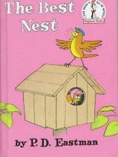 The Best Nest (Beginner Books(R))-ExLibrary