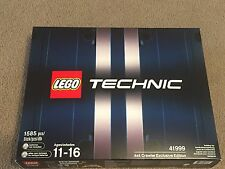 Lego Technic 4x4 Crawler Exclusive Edition  (41999) New in Sealed Box! Truck