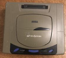 SEGA SATURN Gris Consola HST-3200 NTSC-J Japonés JAPAN