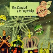 """7"""" DITTA ZUSA (LOLITA) ERNI BIELER Vom Riesenrad zur Reeperbahn HELIODOR EP 1957"""