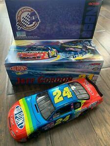 1/18 NASCAR Diecast 2000 Jeff Gordon #24 Dupont Chevrolet, Rare/great condition