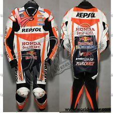 HONDA REPSOL Marquez Motorbike Leather Suit