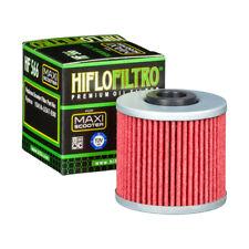 HIFLO HF566 MOTO Recambio Premium Filtro de aceite del motor