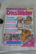 Cross Stitcher Hobbies & Crafts August Magazines