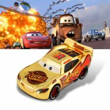 Gold Metallic Lightning Mcqueen Pixar Diecast Cars1 Metal1:55 Kid Car Toy