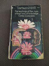 The Teachings Of Don Juan: A Yaqui Way Of Knowledge Carlos Castaneda Vintage...