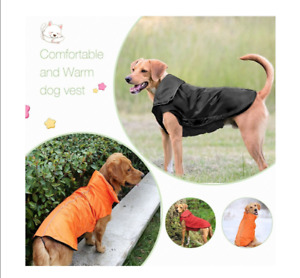 IREENUO Dog Raincoat, 100% Waterproof Dog Coat Rainwear Jacket with Safe Reflect