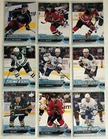 9 Card Lot 2016-17 Young Guns Rookie Upper Deck Leafs OIlers Sabres Black Hawks