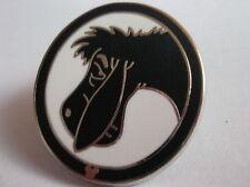 Silhouette Disney's Eeyor From Winnie The Pooh Pin  Badge