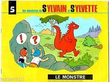 SYLVAIN ET SYLVETTE n°5 ¤ LE MONSTRE ¤ EO 1981