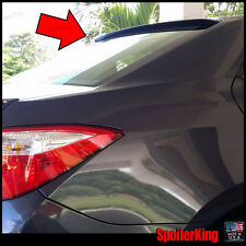Rear Roof Spoiler Window Wing (Fits: Toyota Corolla 2014-present) SpoilerKing