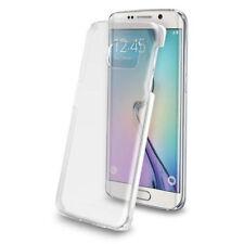 Transparent PC Dur Coque Etui Housse pour Samsung Galaxy S6 Edge G925F G925A