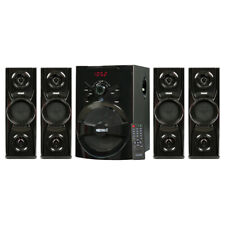 5 Core 4.1 Channel Home Theater Speaker System BLUETOOTH USB 8