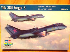 Hobbyboss 1:48 yak-38u olvidar B Aviones Kit Modelo