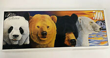 Roseart The Puzzle Collection Jigsaw Bears 500 pieces!