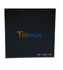ANDROID TV BOX SMART TV T10 PLUS Android 9 4GB RAM 64GB 6K CON TASTIERA