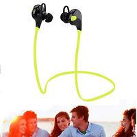 Music Stereo Bluetooth Headphones Wirless Earbuds Headset Earphone for Samsung