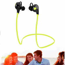Sports Music Bluetooth Headphones Wirless Earbuds Headset Earphone for iPhone X