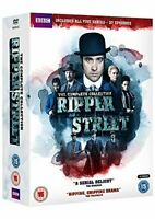 Ripper Street - The Complete Collection [DVD][Region 2]