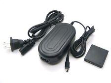 AC Power Adapter For Panasonic Lumix DMC-FT3 DMC-FT4 DMC-FX40 DMC-FX48 DMC-FX60