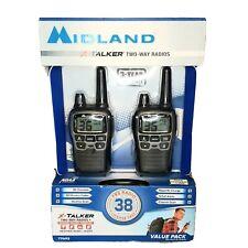 Midland T71VP3 X-TALKER 2-Way Radios 36-Channels 38-Miles Weather Scan Alert -CR
